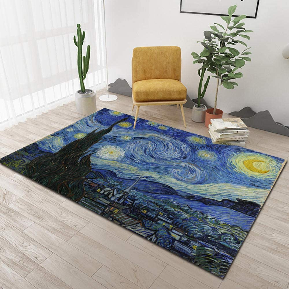 Abstract Drawing Carpet Max 63% OFF Mattress European OFFicial shop pad and Wind American