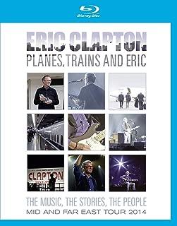 プレーンズ・トレインズ・アンド・エリック 〜ジャパン・ツアー2014 【Tシャツ+オリジナル・データ・ブック付き Blu-ray-BOX】 (完全生産限定盤)