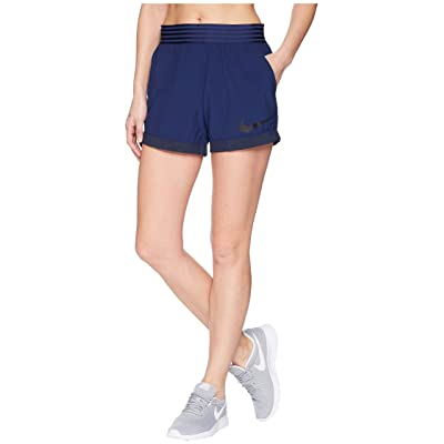Nike Flex Training Short (Binary Blue/Black) Women