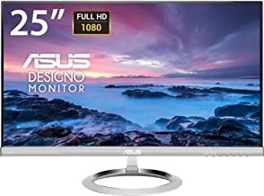 "ASUS Designo MX259H 25"" Monitor Full HD (1920 x 1080) IPS HDMI VGA Eye Care Monitor"