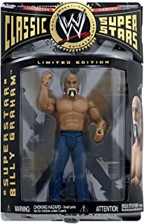 World Wrestling Entertainment Classic Superstar Limited Edition - Billy Graham in Blue Jeans