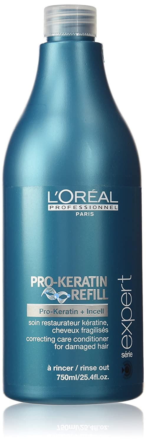 online shopping Excellence Loreal Serie Expert Pro-Keratin Refill for Damaged Conditioner