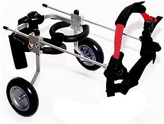 Best Friend Mobility BFMS-S&J Elite Dog Wheelchair, Small