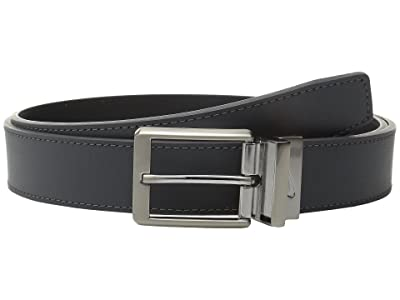 Nike Core Reversible Belt (Dark Grey/Black) Men