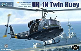 KH80158 1/48 Kitty Hawk UN-1N Model Building Kit, 2019 May Released