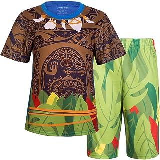 d0622dba9bca8 AmzBarley Maui Gar ons Pyjamas PJS Ensembles Pour Gar on Enfants Pyjamas  Ages 1
