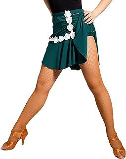 G2029 専門通用のされるラテンダンス 社交ダンス スイング スカート