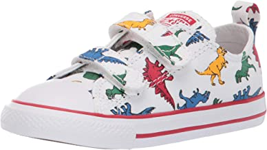 Converse Kids Infants' Chuck Taylor All Star Dinoverse 2v Low Top Sneaker