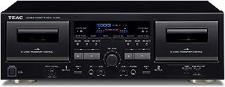 Teac W-1200 Cassette Deck 2Cubierta(S) Negro - Grabadora (30