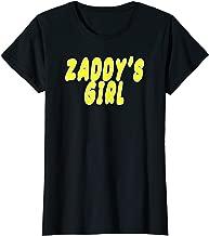 zaddy's girl t shirt