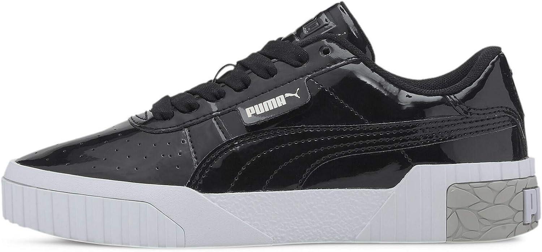 PUMA Girls Cali Court Sneakers Black