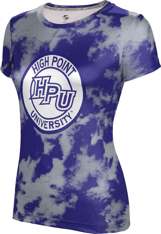 ProSphere High Point University Girls' Performance T-Shirt (Grunge)