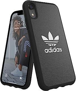 Adidas Iphone Xr Original Trefoil Case, Black- Adds- 32799