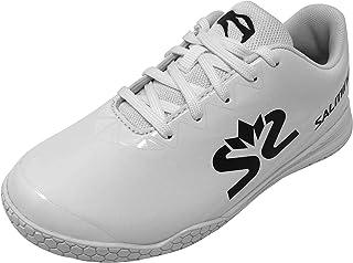 Salming Viper Kid Indoor Shoe White, Unisex-Youth Viper Kid Indoor Shoe White