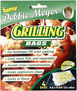 Debbie Meyer Grilling Bags (4-Count)