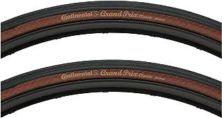 Continental Pair of Grand Prix Classic 700 x 25c Tires