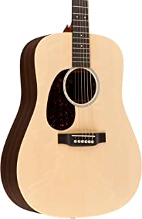 Martin X Series DX1RAE-L Dreadnought Left-Handed Acoustic-Electric Guitar Level 1 Natural