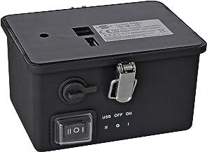 Brennenstuhl Li-Ion batterij 11,1 V/4400 mAh voor mobiele batterij chip-LED-lamp 20 W, 1171260020