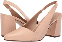 Soft Nude Leather/Suede