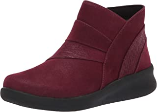 Clarks Sillian 2. 0 حذاء نسائي مرتفع للكاحل