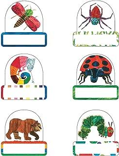 Fun Express - Eric Carle Small Cutouts - Educational - Classroom Decorations - Bulletin Board Decor - 48 Pieces