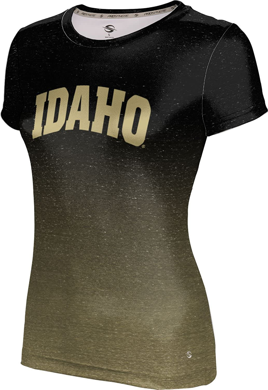 ProSphere University of Idaho Girls' Performance T-Shirt (Gradient)