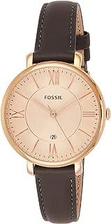 Fossil ES4151 Reloj Jacqueline, Análogo, Redondo para Mujer