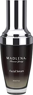 Madlena Advanced Anti-Aging Face & Neck Serum - Powerful Anti-Wrinkle Beauty Care - Fade Lines, Repair Blemishes, Restore ...
