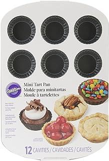 Wilton Non-Stick Mini Tart Pan, 12-Cavity 1 - Pack 2105-0089