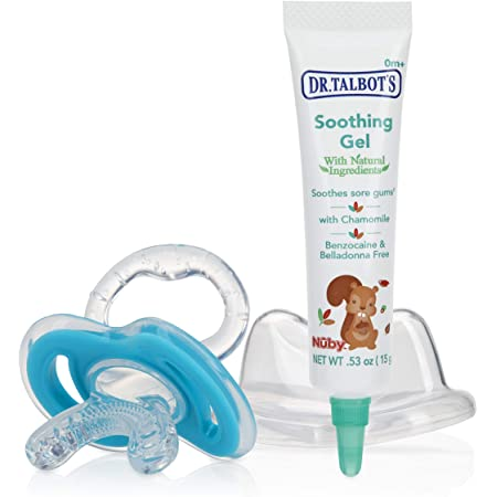 Orajel Non-Medicated Cooling Teething Gel 0.125 Ounce Daytime