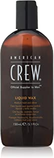 American Crew Liquid Wax - Medium Hold and Shine for Men - 5.1 oz., 158.76 Grams