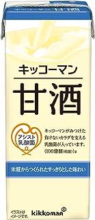 キッコーマン 甘酒 200ml×18本