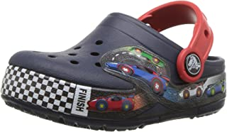 Crocs Boys Crocband Fun Lab Lights CLG K Clogs & Mules