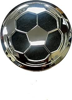KOKO AROMA Car Air Freshener Soccer Natural Vent Diffuser Stainless Steel Locket for Auto (SV-Soccer)