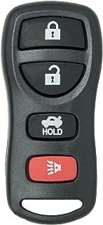 Keyless2Go Keyless Entry Car Key Fob Replacement for Nissan Infiniti KBRASTU15 CWTWB1U733