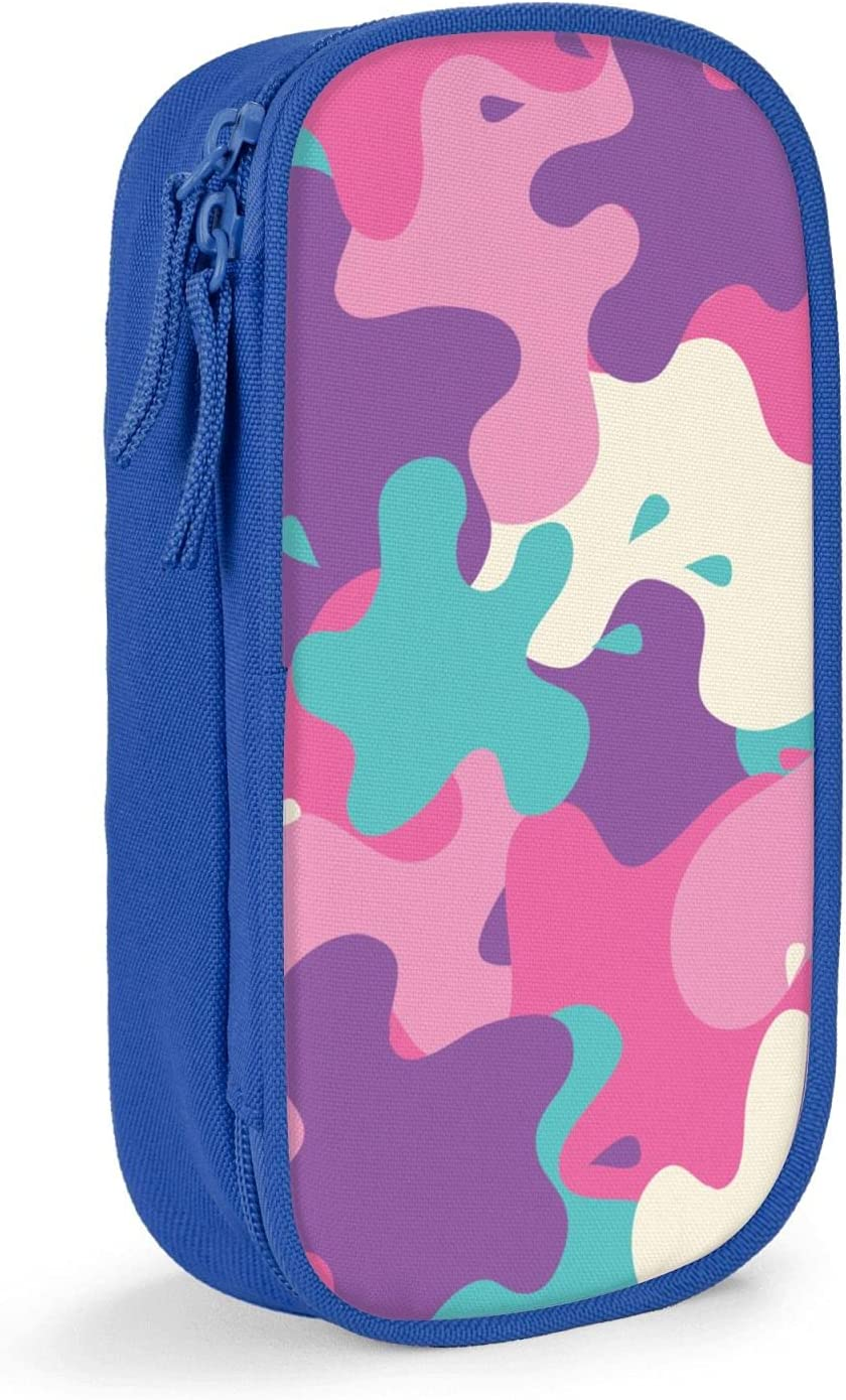 Camocute Ranking TOP11 Large-Capacity Pencil Case Bag Durable 2021 spring and summer new Portable