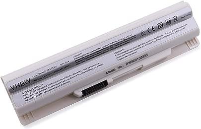 vhbw Akku passend f r Medion Akoya MD97107  MD97125  MD97127  MD97164  MD97295  MD97411 Laptop Notebook  Li-Ion  4400mAh  11 1V  48 84Wh  wei