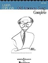 Hal Leonard Aaron Copland - Old American Songs Complete (Low Voice)