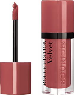 Bourjois Rouge Edition Velvet Lipstick - 7.7 ml, 04 Peach Club