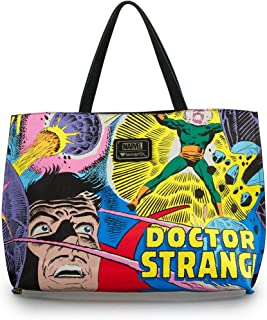 Loungefly Doctor Strange Comic Tote Bag, Multi, One Size