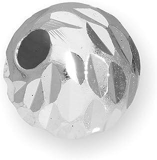 En argent sterling Cube et Sph/ère