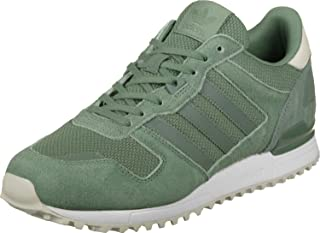 adidas Performance Womens ZX 700 Lace Up Casual Trainers Sneakers Shoes - Green