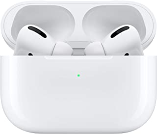 Apple AirPods Pro with Wireless Charging Case & Noise Cancellation