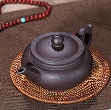 Yixing ręcznie robiony czajniczek jak jadeitowy garnek fioletowy piasek zestaw do herbaty Kungfu Zhuni jak jadeitowy garne...