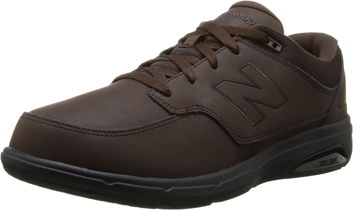 New Balance Men's MW813 Walking schuhe, braun, 14 4E US