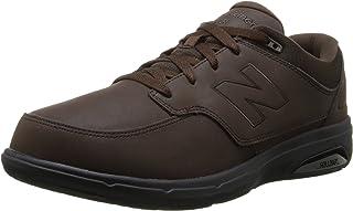 New Balance Men's MW813 Walking Shoe, Brown, 10.5 4E US