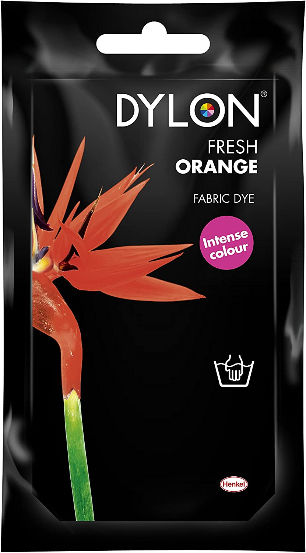 Dylon Goldfish Orange Nvi 1200400155 - Tinte para Tela, Color ...