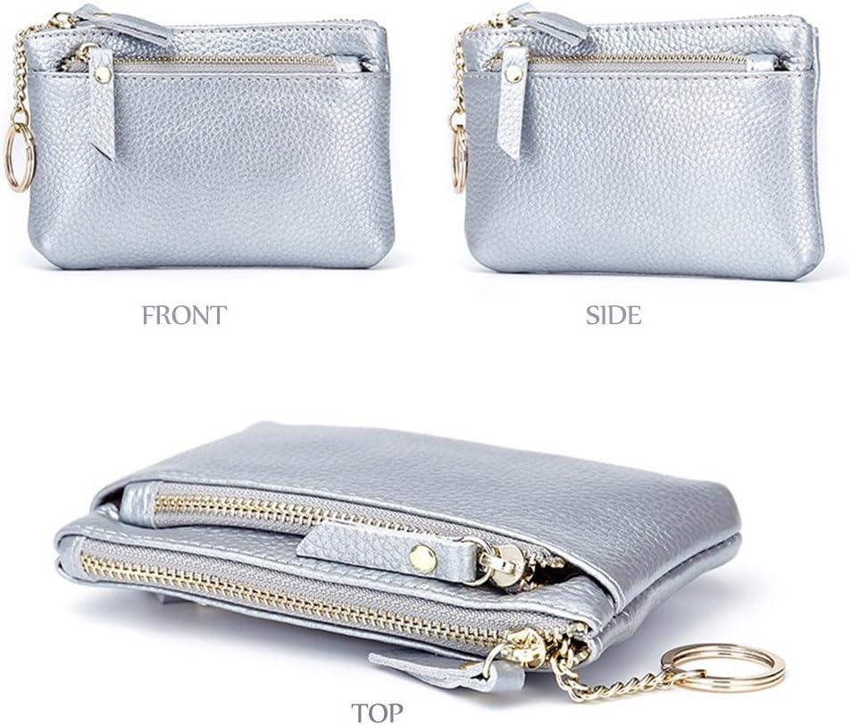 USC Southern California trojan handmade zipper fabric coin change purse card holder