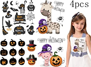 Best halloween iron on transfers for t shirts Reviews