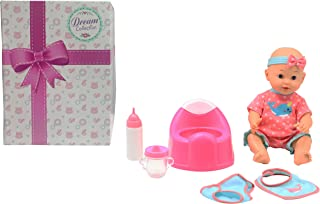 """Gi-Go 14"""" Drink and Wet Baby Doll with Training Potty, Toy"""